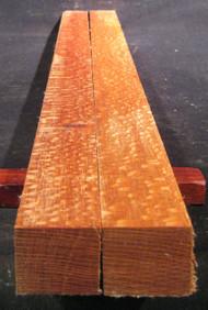 "Leopardwood - 1 1/2"" x 1 1/2"" x 30"""
