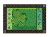 St. Pat's Doormat with tray
