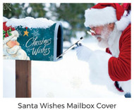 Christmas Mailbox Covers Add Instant Holiday Cheer