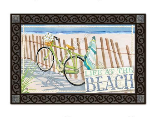 """Beach Trail MatMates Doormat - 18"""" x 30"""""""