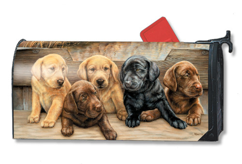 Bundles of Cuteness Magnetic Mailbox Cover