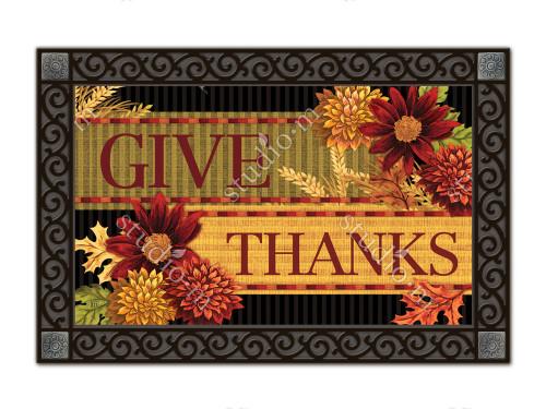 Thankful Turkey MatMates Doormat