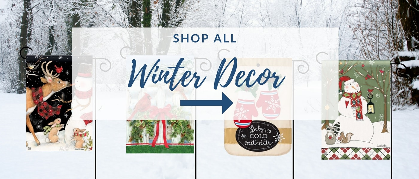 Shop Winter Home Decorations