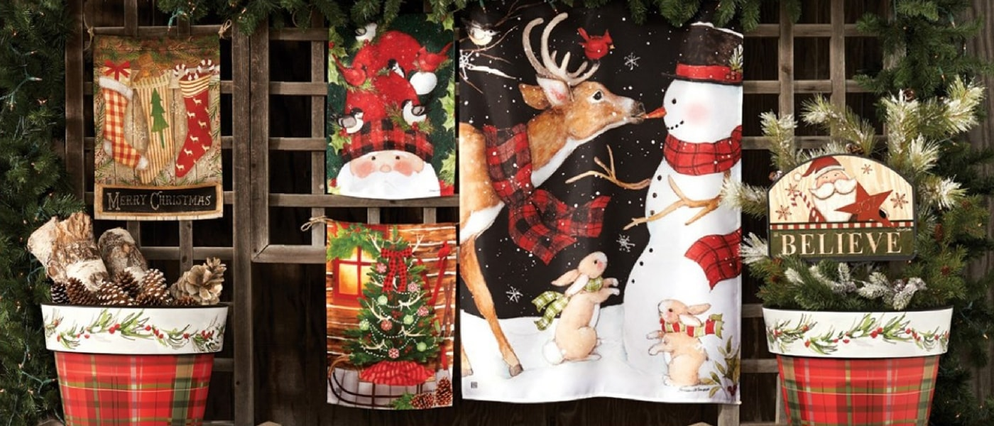Shop Winter & Christmas Collections & Decor