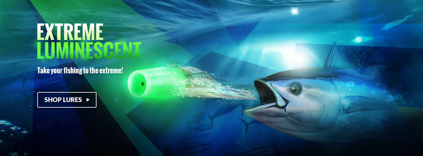 Extreme Luminescent Game Fishing Lures