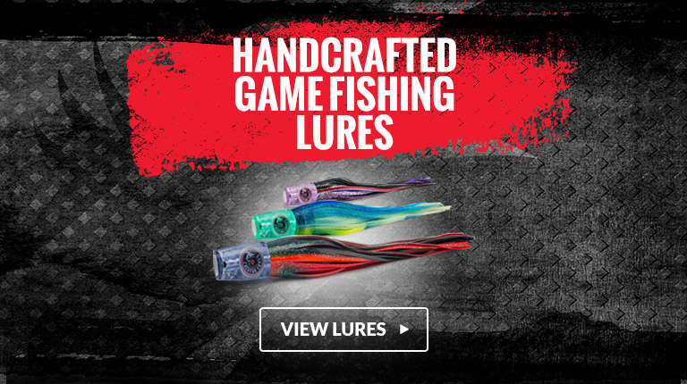 Game Fishing - Handcrafted Zacatak Lures
