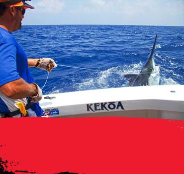 Kekoa Sports Fishing