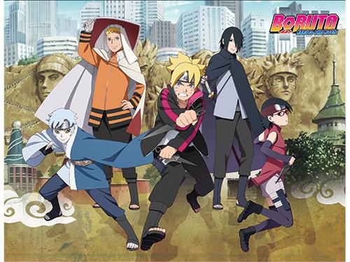 Blanket Boruto Team Boruto Amp Naruto Amp Sasuke Throw Ge57791