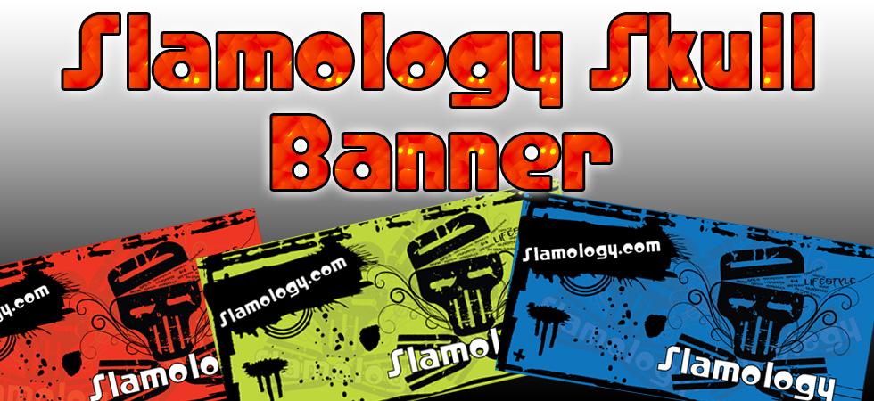 Slamology Banners