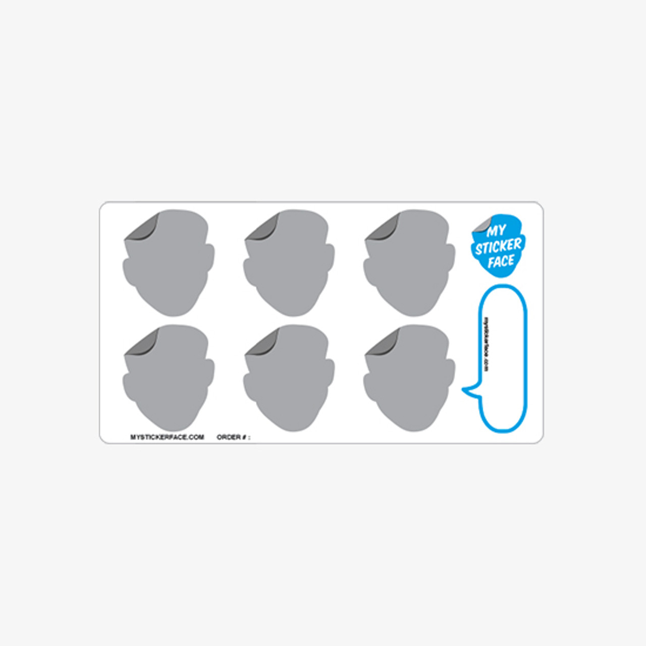 "1.75"" Multi Sticker Sheet"