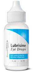 Results RNA, Lubrisine Eye Drops (1oz)