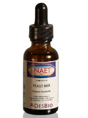 DesBio, Yeast Mix (1oz)