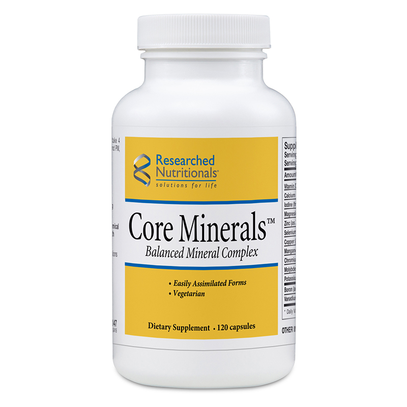 Researched Nutritionals, Core Mineral Multi-Mineral