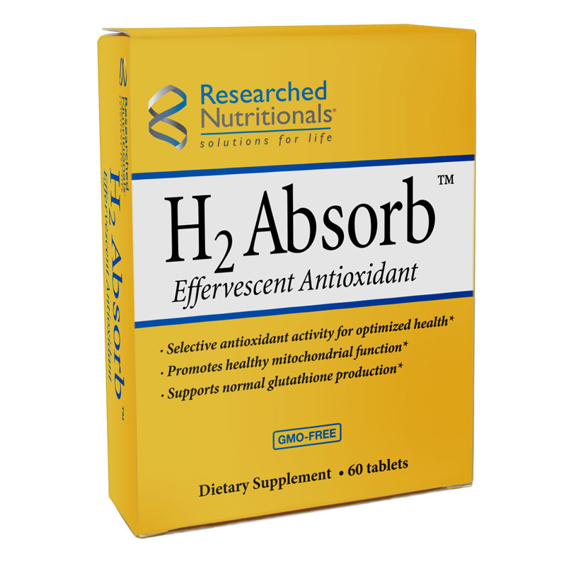 Researched Nutritionals, H2 Absorb
