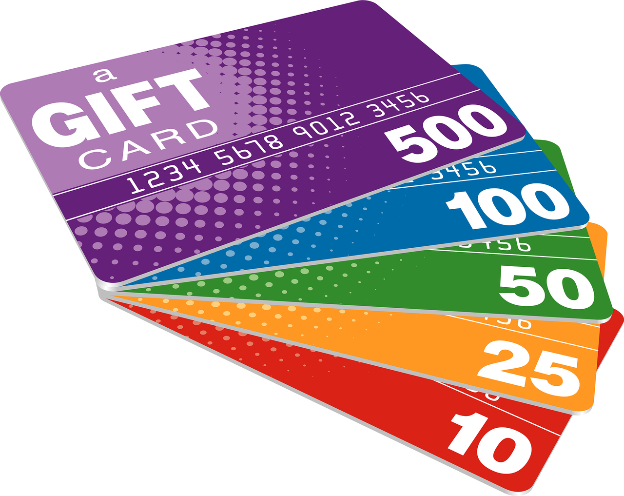 Gift Card to Visit Health Spa