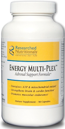 Researched Nutritionals, Energy Multi-Plex