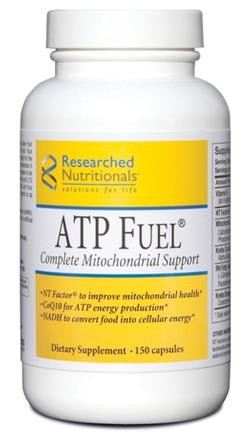 Researched Nutritionals, ATP Fuel
