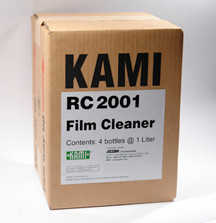 Kami RC2001 Film Cleaner 4 liters