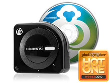 ColorMunki Photo Display and Print Calibrator