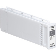 UltraChrome Pro T800 Ink Cartridge 700ml Dark Grey for Epson SureColor P10000 & SureColor P20000