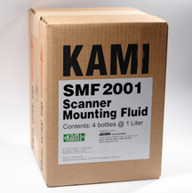 Kami (a) SMF2001 Scanner Mounting Fluid 4 liters