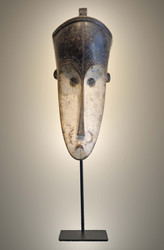 Festival Mask,, Fang Peoples, Gabon