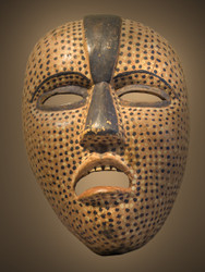 Luba Ceremonial Mask