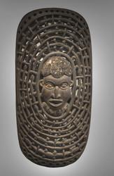 Royal Shield, Bamileke Peoples, Cameroon, Early 20th century