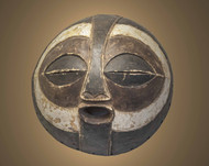 Ceremonial Mask, Luba Peoples, D.R. Congo