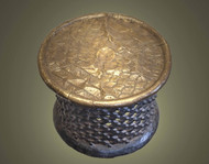 A Fine Bamileke Table/Stool, Bamileke Peoples, Cameroon
