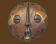 Ceremonial Mask - Luba Peoples, D.R. Congo