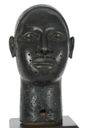 Commemorative Head of a King (Oba)