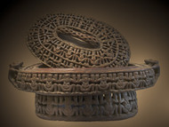 An Important Royal Divination Vessel, Bamileke Peoples, Cameroon