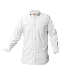 Oxford  L/S Adult Shirt