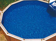 Round Pool Liner for Splasher 4.5m x 0.9m Pool, Australian Made