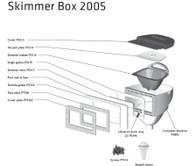 Zodiac Skimmer 2004 / 2005 Stainless Steel Screws