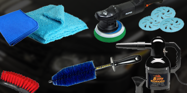 Detail Tools and Accessories