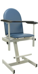 Winco 2578 Designer Blood Drawing Chair