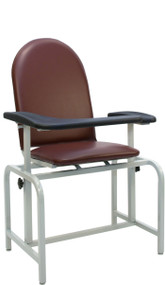 Winco 2573 Padded Blood Drawing Chair