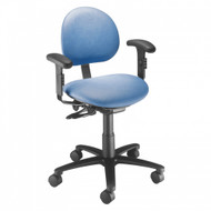 Brewer Millennium Series Task Chair, with Armrests