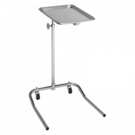 "Brewer Mayo Stand, ""U"" Base, Chrome"