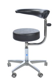 Pedigo P-526 Surgeon Stool  with Procedure Rest