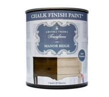 Manor Beige Chalk Finish Paint