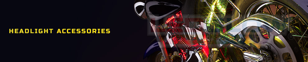 LED Motorcycle Headlight Accessories