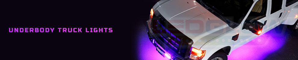 LED Truck Underbody Lights