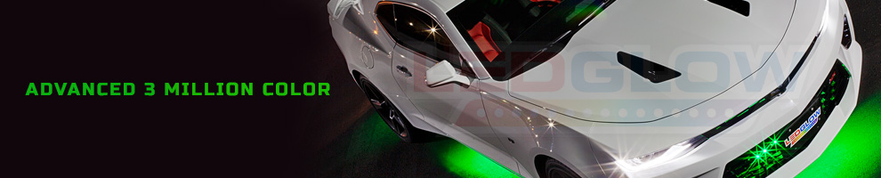 LED Advanced 3 Million Multi Color Underbody Lights