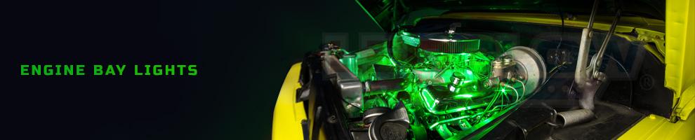 LED Engine Bay Lights
