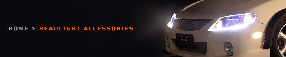 LED Headlight Accessories
