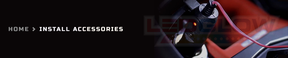 LED Installation Accessories