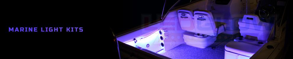 LED Marine Boat Lights & Marine LED Lights for Boats: Single Color u0026 Multi-Color